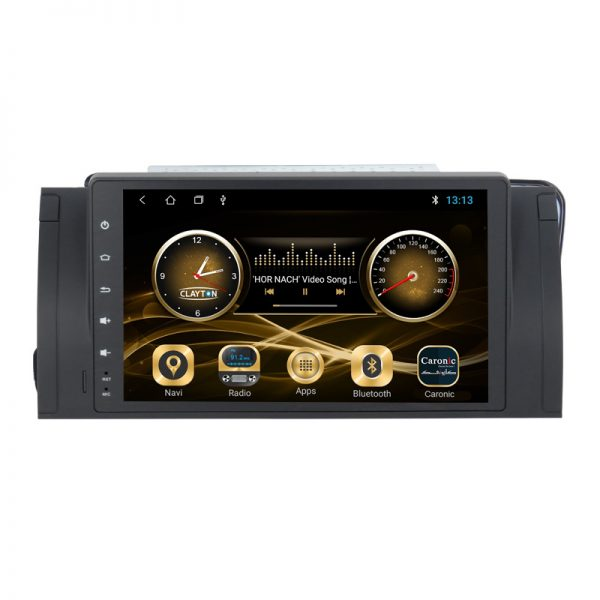 BMW X5 2002 - 07 Android Monitor