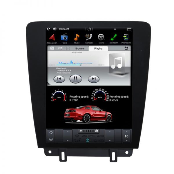 Ford Mustang 2010 - 2014 Android Monitor