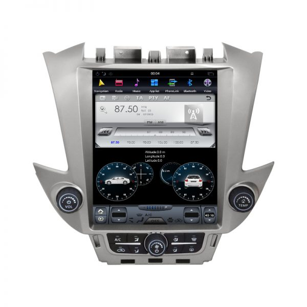 GMC 2015, 2016, 2017, 2018, 2019 Android Monitor