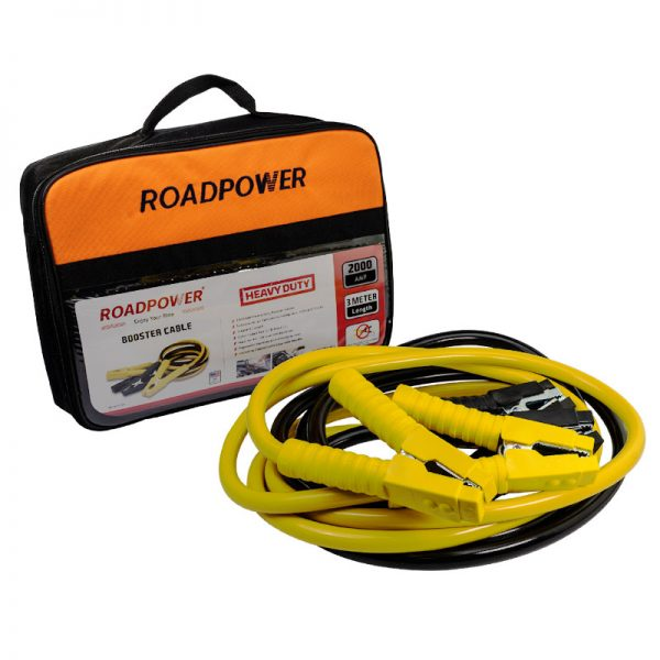 Road Power Booster Cable