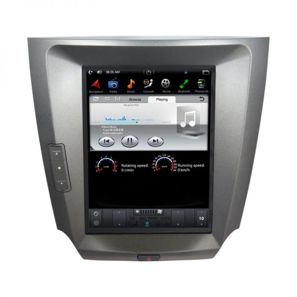 Lexus IS 200 - 250 - 300 - 2006 - 12 Android Monitor