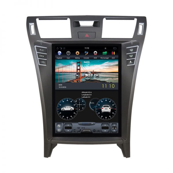 Lexus LS 460 2007 – 2012 Android Monitor