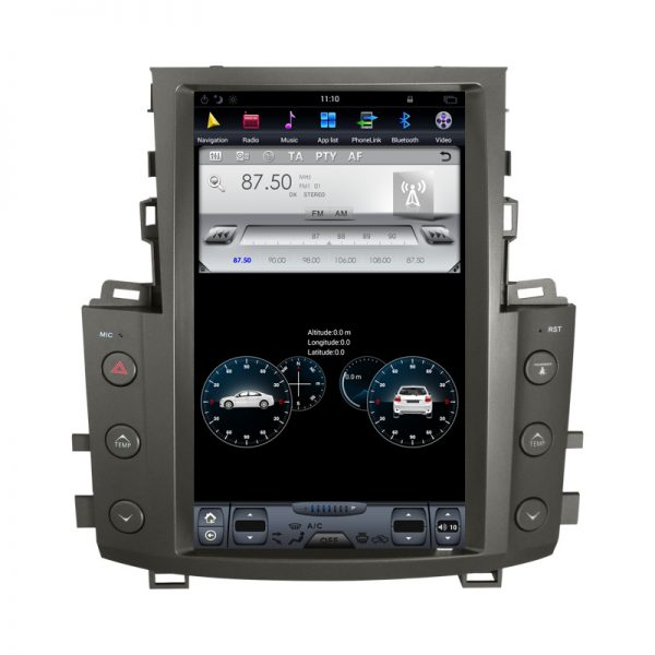 Lexus LX570 2008 – 15 Android Monitor