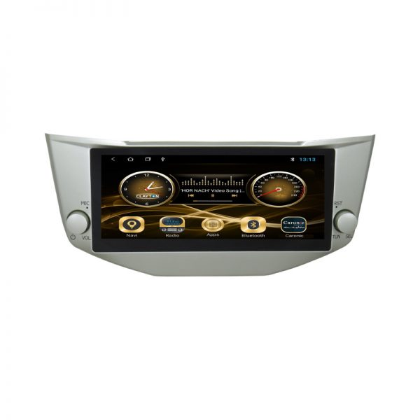 Lexus Rx 2006 - 2011 Multimedia System Android Monitor