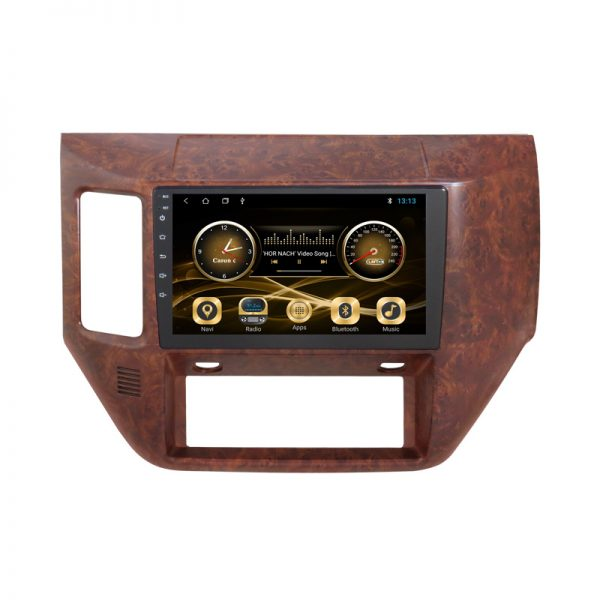 Nissan Patrol Safari VTC Android Full Touch Wood