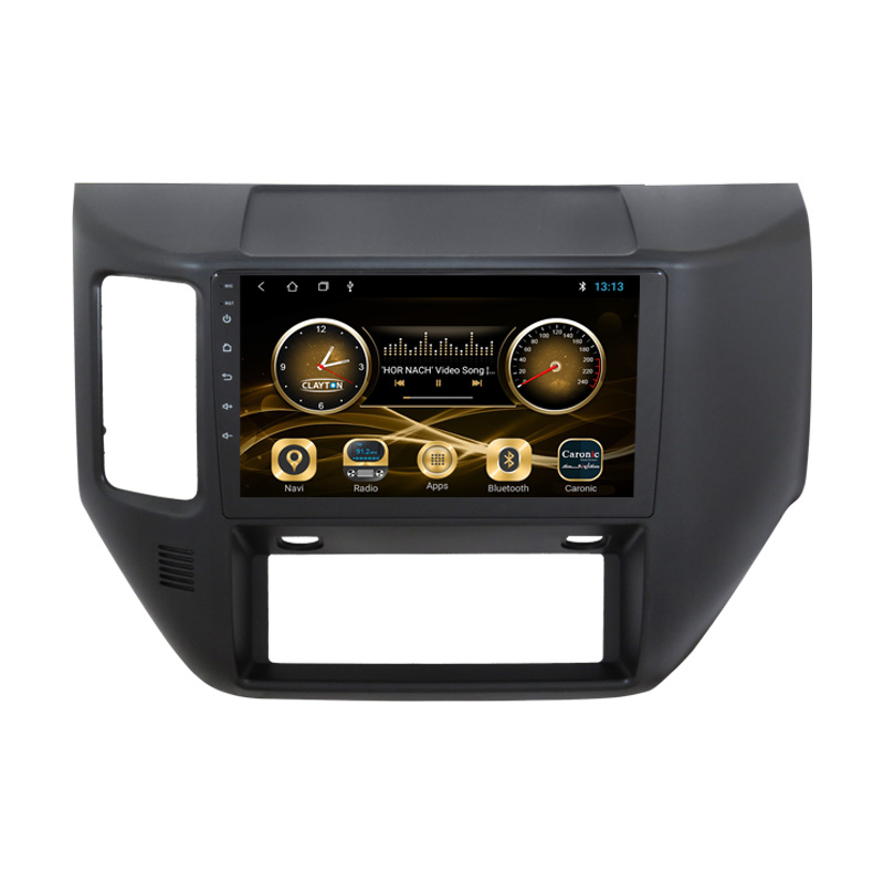 Nissan Patrol Safari VTC