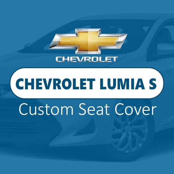 Shop Chevrolet LUMI S Seat Cover - Caronic.com in Dubai, UAE & USA