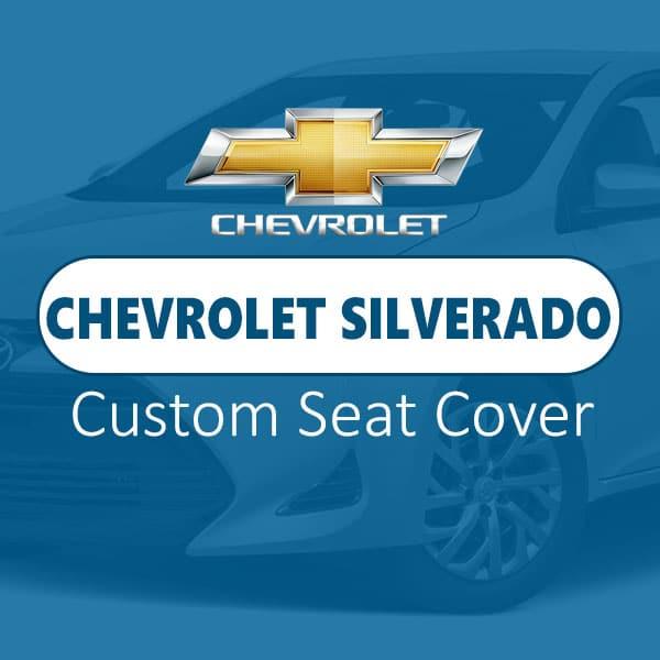 Shop Chevrolet SILVERADO Seat Cover at caronic.com in Dubai, Abu Dhabi, Sharjah, Ajman UAE