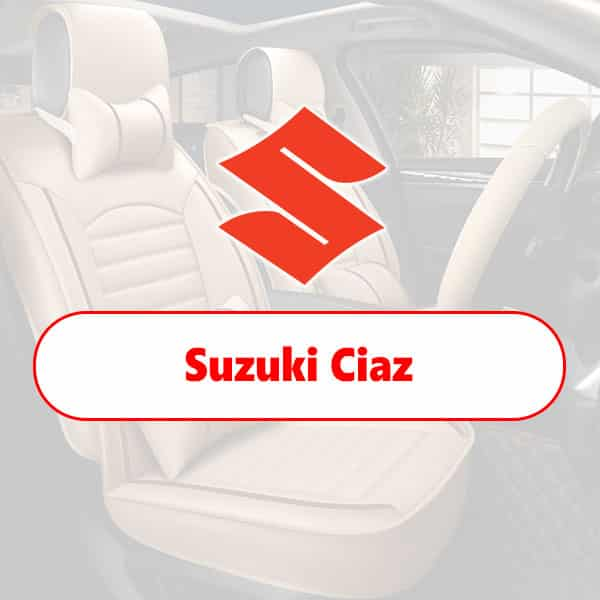 Shop Suzuki Ciaz Upholstery Seat Cover -caronic.com in Dubai, Abu Dhabi, Ajman, Sharjah UAE