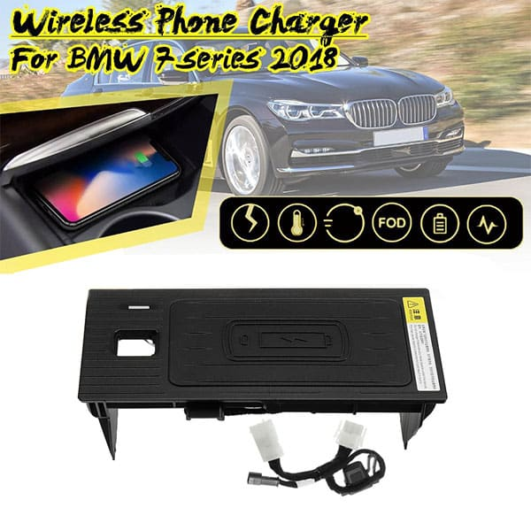 wireless charger for BMW