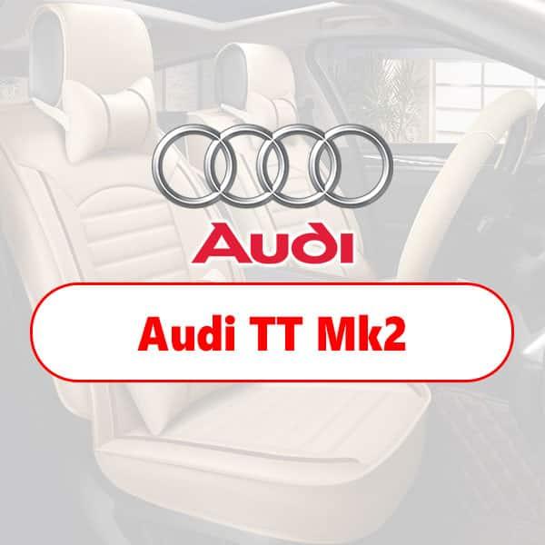 Shop Audi TT Mk2 Upholstery Seat Cover at caronic.com in Dubai, Abu Dhabi UAE