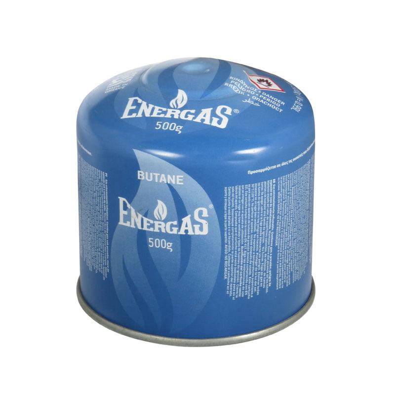 Shop Energas 500g Butane Gas Cartridge in Dubai UAE