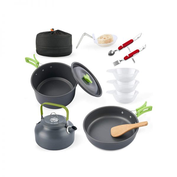 Camping Cookware & Grill