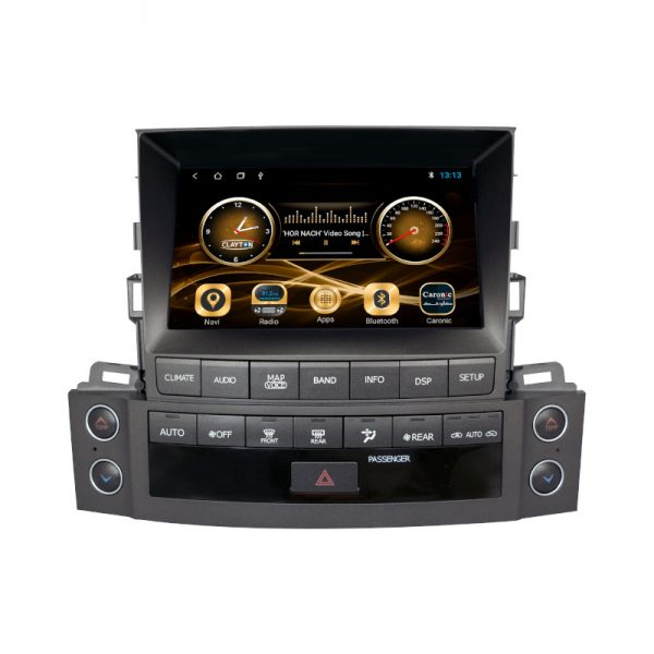 Lexus LX570 2008-2015 Android Monitor