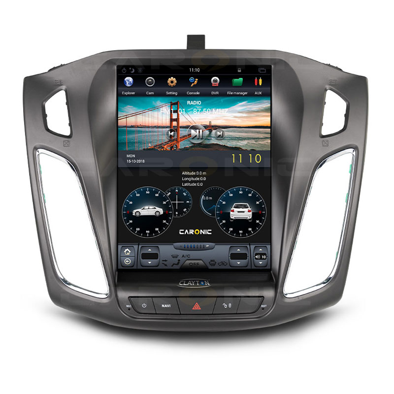 android monitor ford
