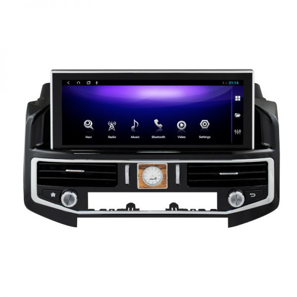 Best Toyota Land Cruiser Android Monitor | Caronic Car Accessories