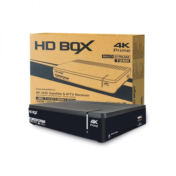 Android TV HD Box UAE