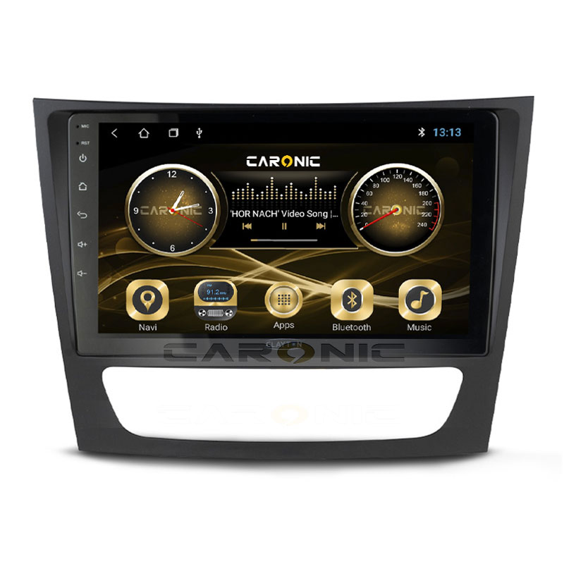 mercedez benz android monitor